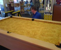 Pool Table Recovering: