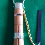 BOXWOOD TIP CLAMP: