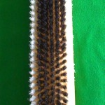 SNOOKER TABLE BRUSH 12″