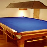 Snooker Table Recovering:
